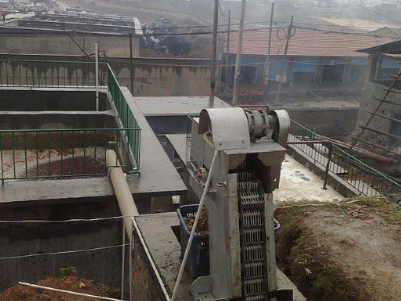 枣庄屠宰污水处理工程