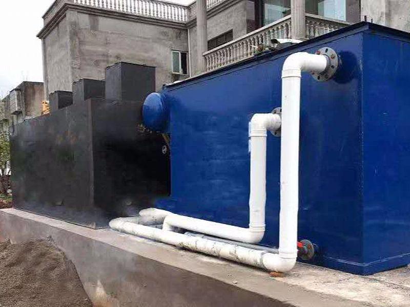 枣庄食品污水处理工程