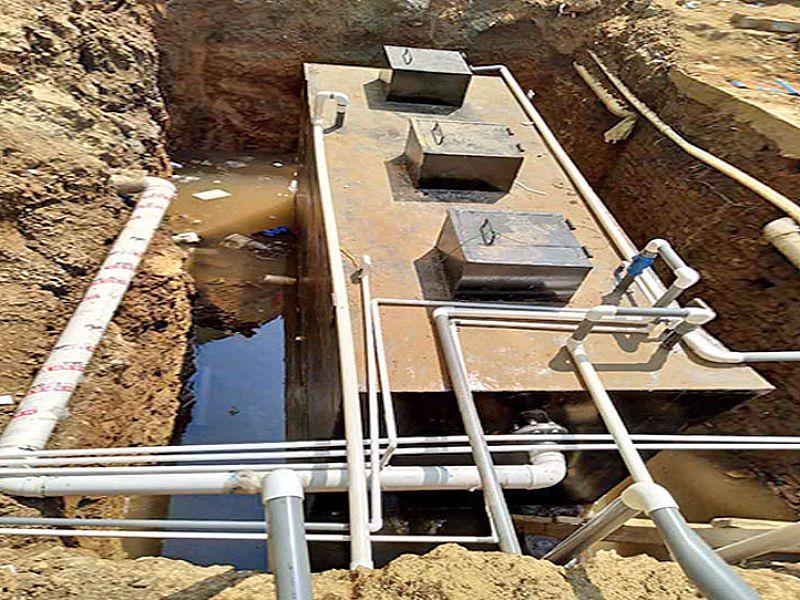 枣庄医疗污水处理工程