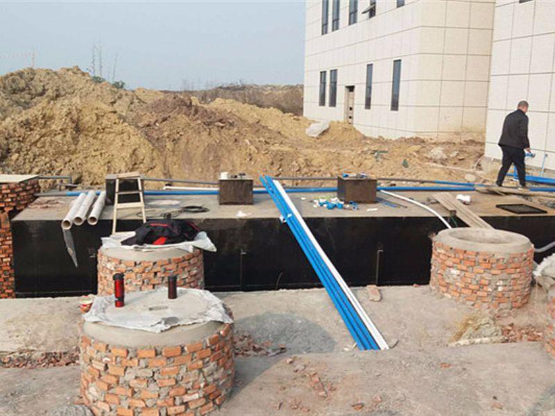 烟台地埋式一体化食品污水处理工程