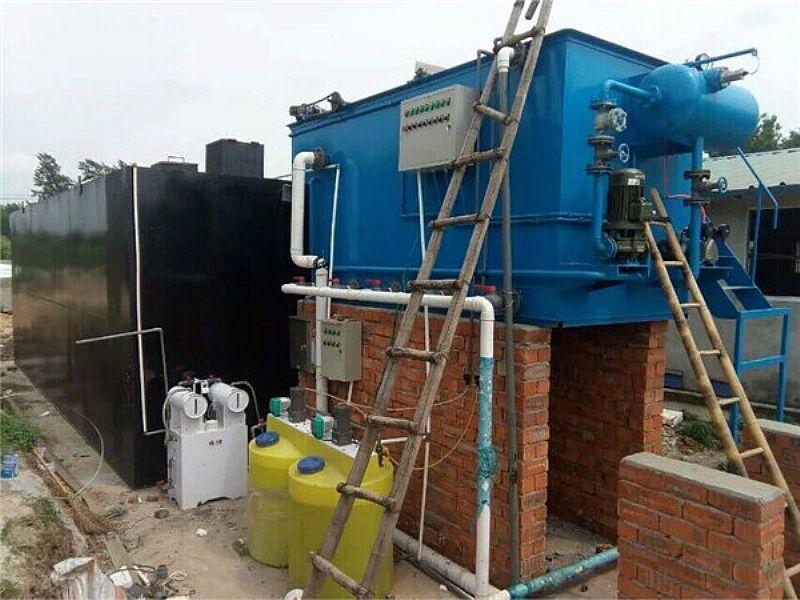烟台蔬菜清洗污水处理工程