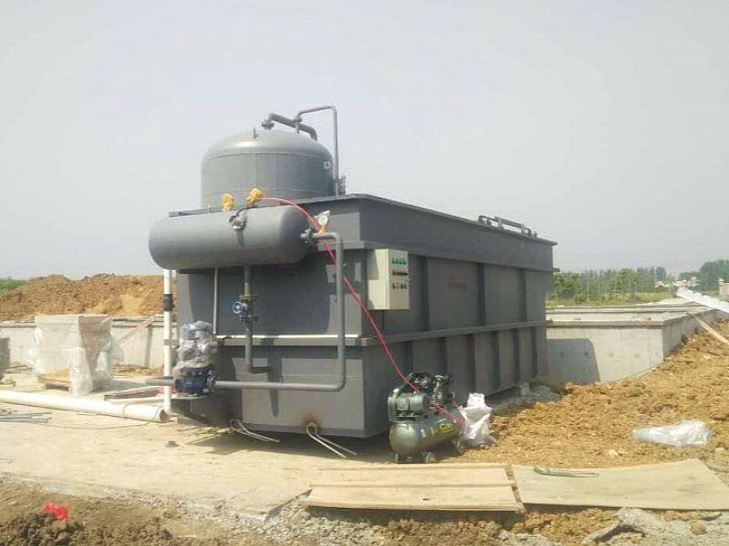 潍坊污水设备-气浮机设备