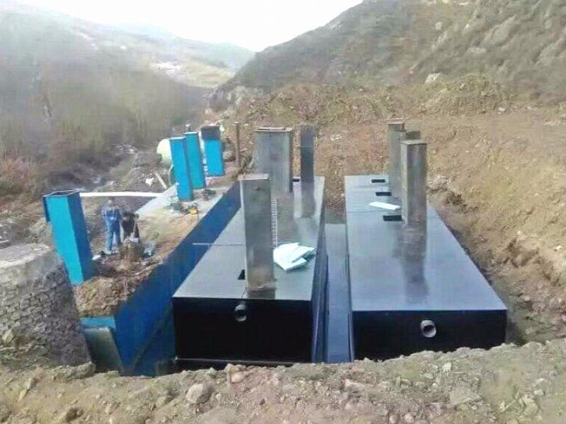 淄博一体化污水处理设备