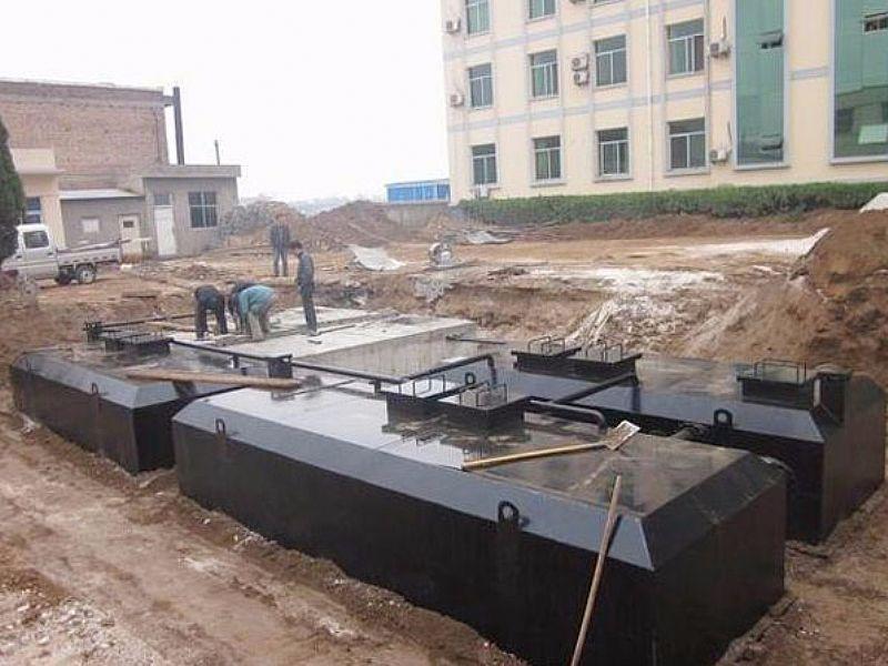 淄博学校生活污水处理工程