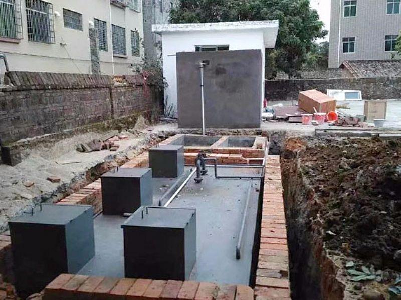 淄博酒店生活污水处理设备