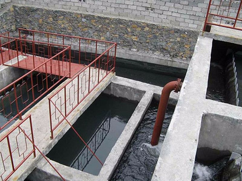 淄博工业废水处理工程